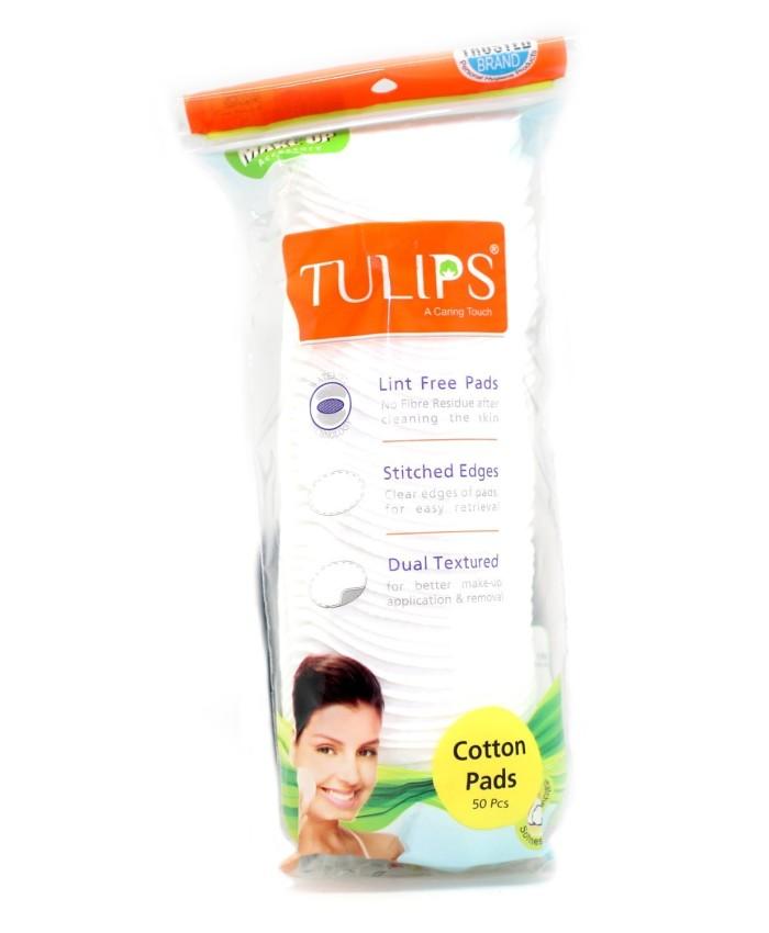 Tulips Cotton Pad