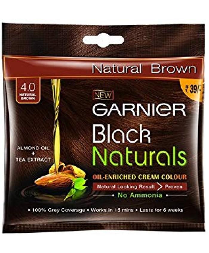 Garnier Black Naturals Shade Natural Brown