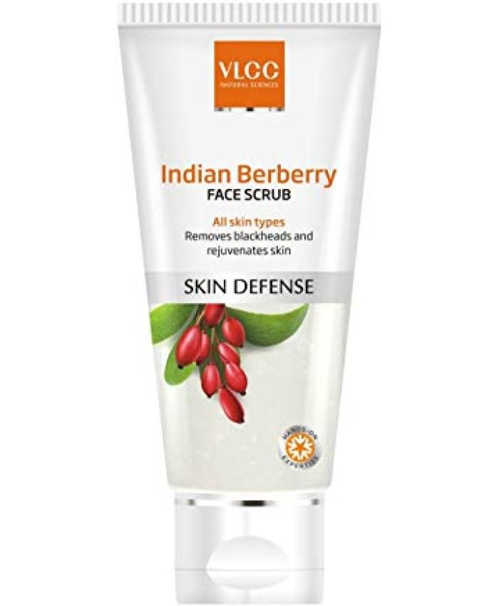 VLCC Indian Berberry Face Scrub, 80g