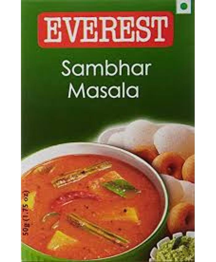 Everest Masala, Sambhar, 50g Carton