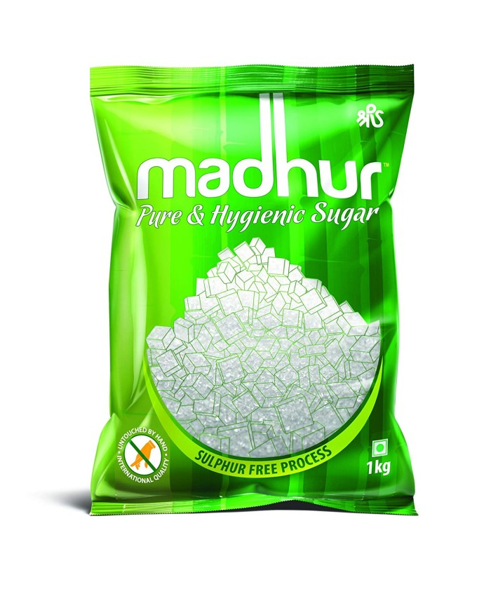 Madhur Pure and Hygienic Sugar, 1kg