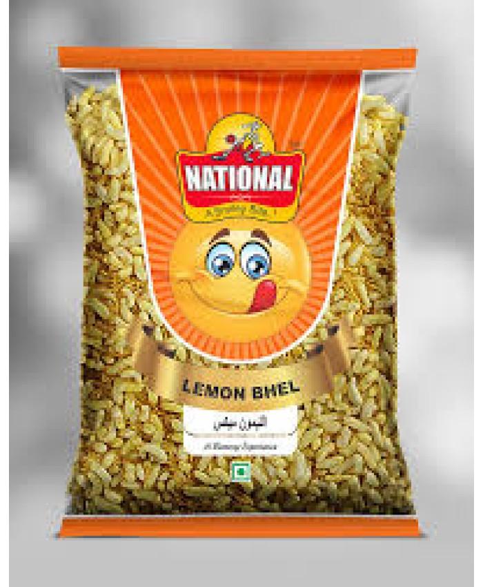 National Lemon Bhel 180Gm