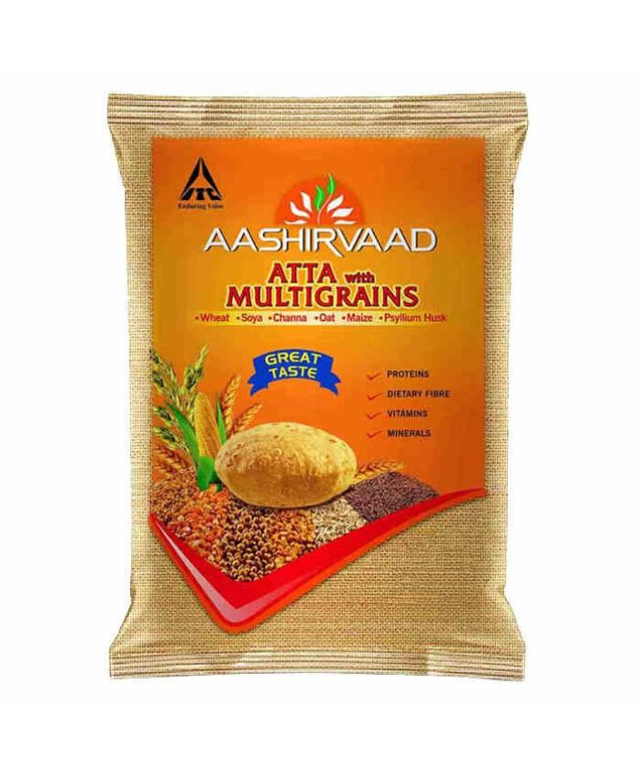 Aashirvaad Multigrain Atta 1 kg