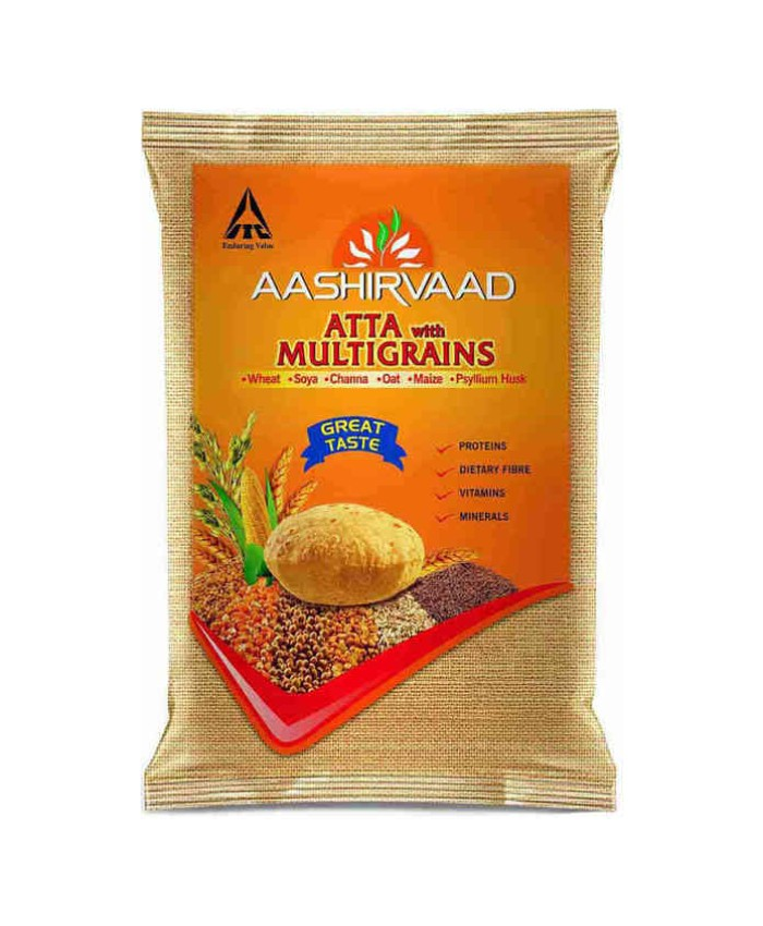 Aashirvaad Multigrain Atta 5 kg