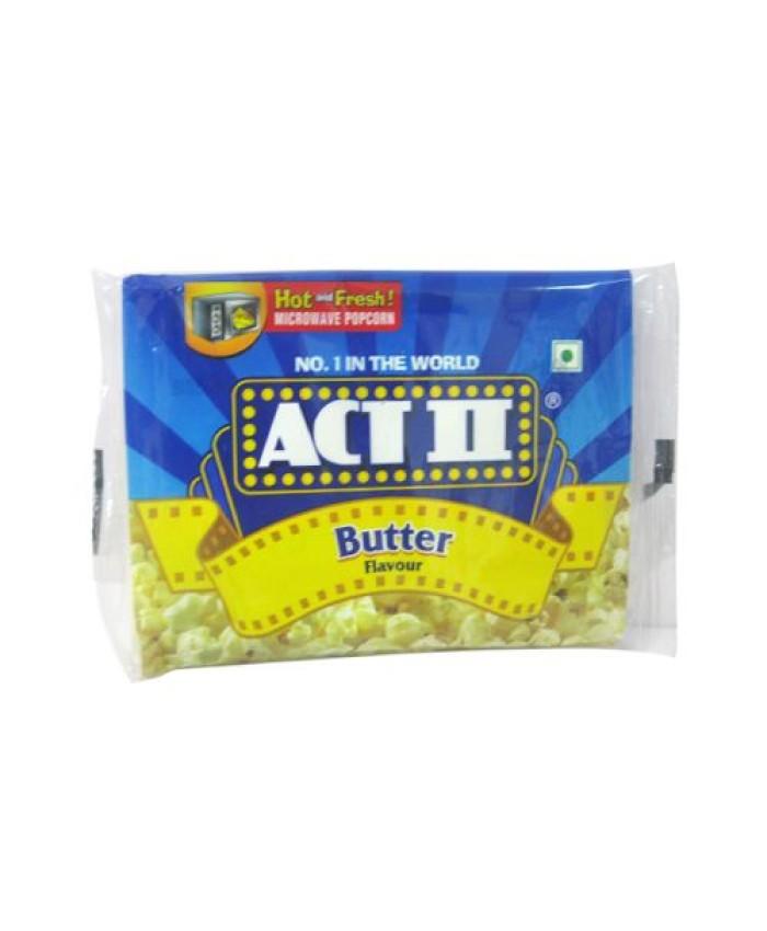 ACT II Popcorn - Butter -33 gm