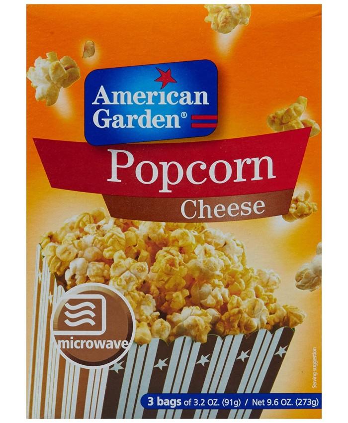 American Garden Popcorn Cheese -273 gm