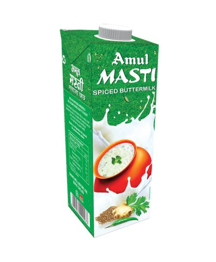 Amul Buttermilk Masti 1 Ltr