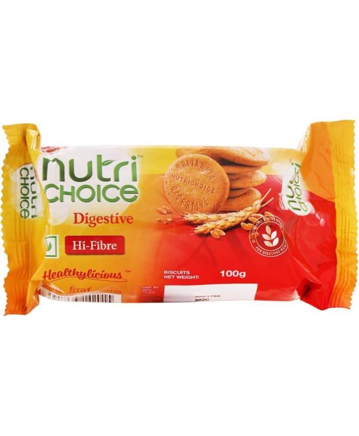 Britannia NutriChoice Digestive Biscuits 100 gm
