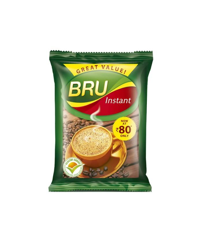 Bru Instant Coffee Refill 100 gm