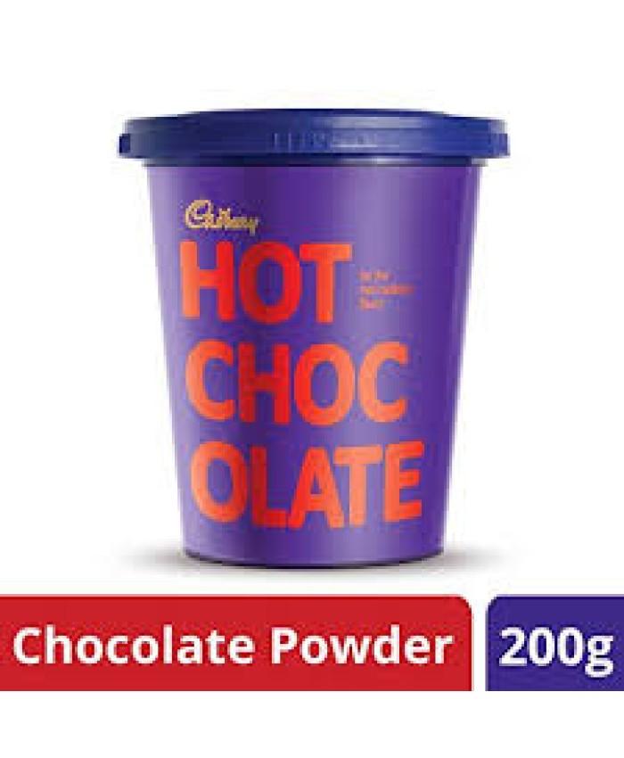 Cadbury Hot Chocolate 200 GM