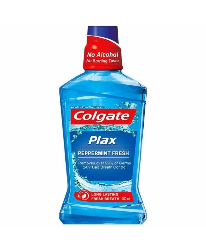 Colgate Mouthwash PepperMint 250 ml
