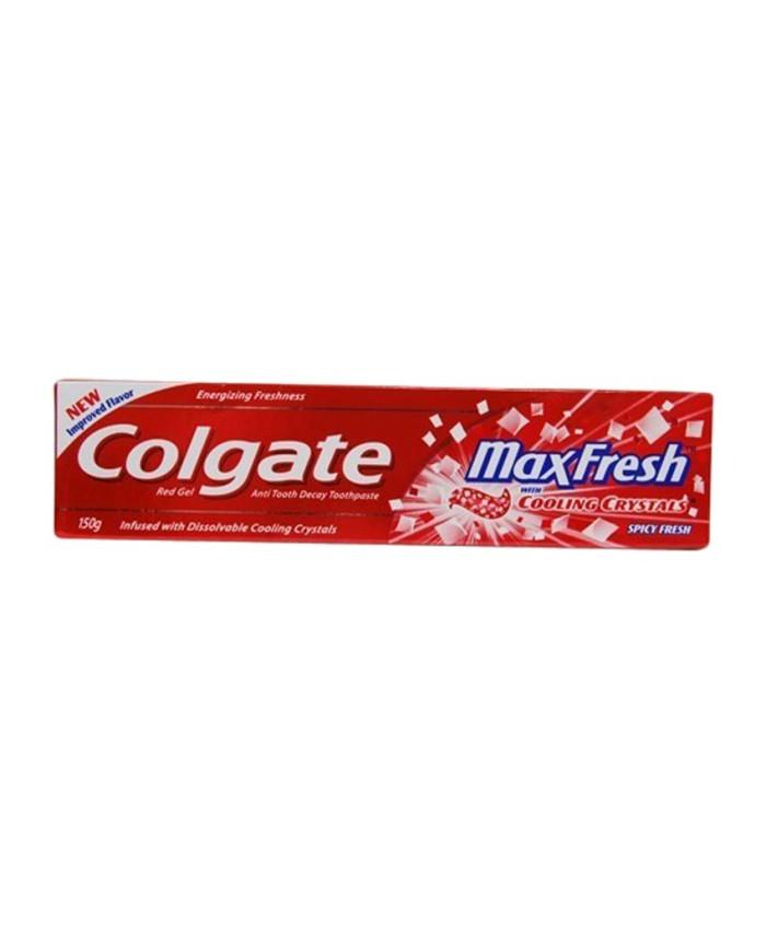 Colgate Maxfresh Red Gel Toothpaste 150 gm