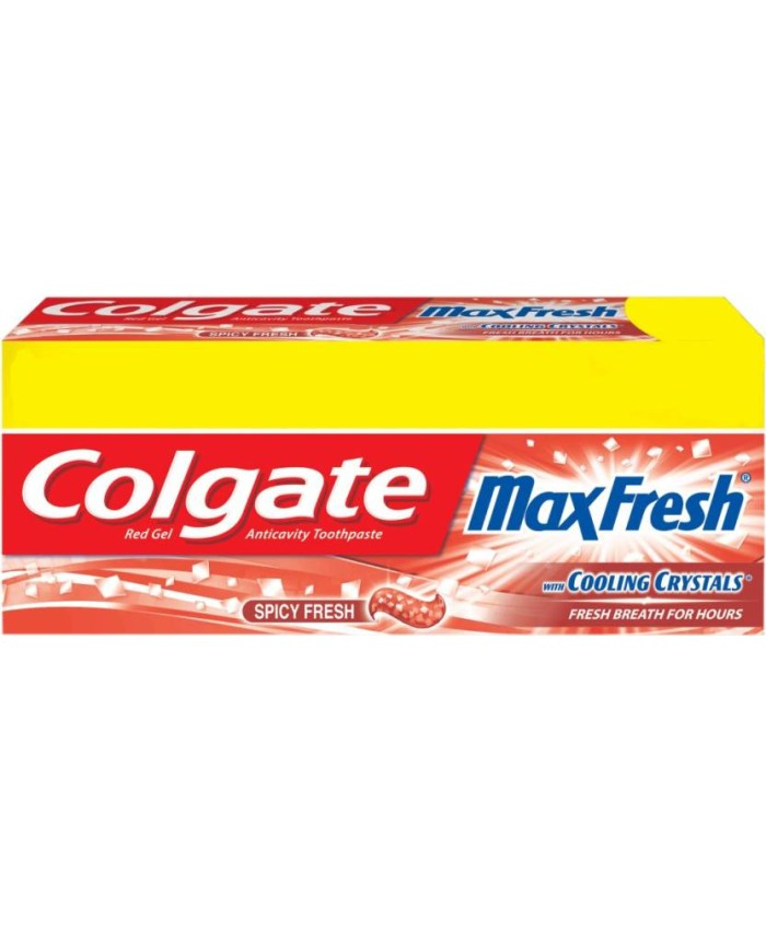 Colgate Maxfresh Red Toothpaste 150+150 gm