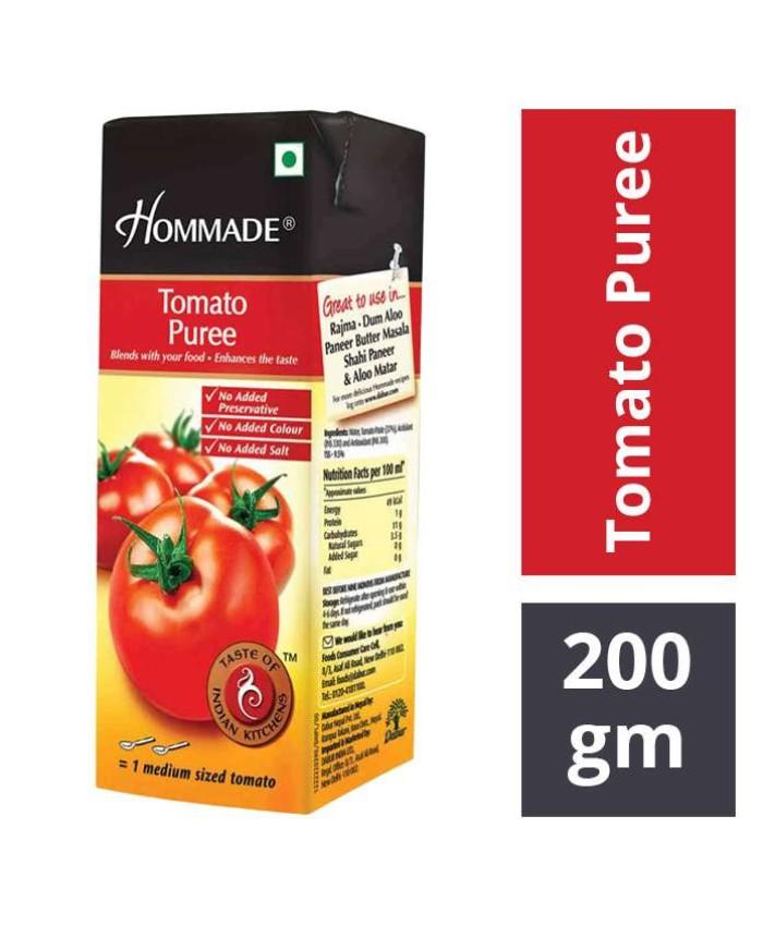 Hommade Tomato Puree 200 gm