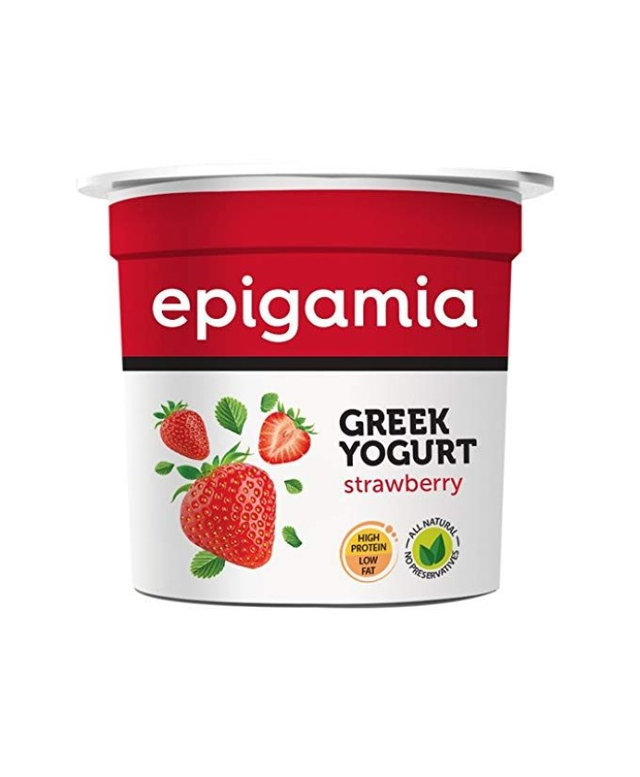 Epigamia Greek Yogurt Strawberry -90 gm