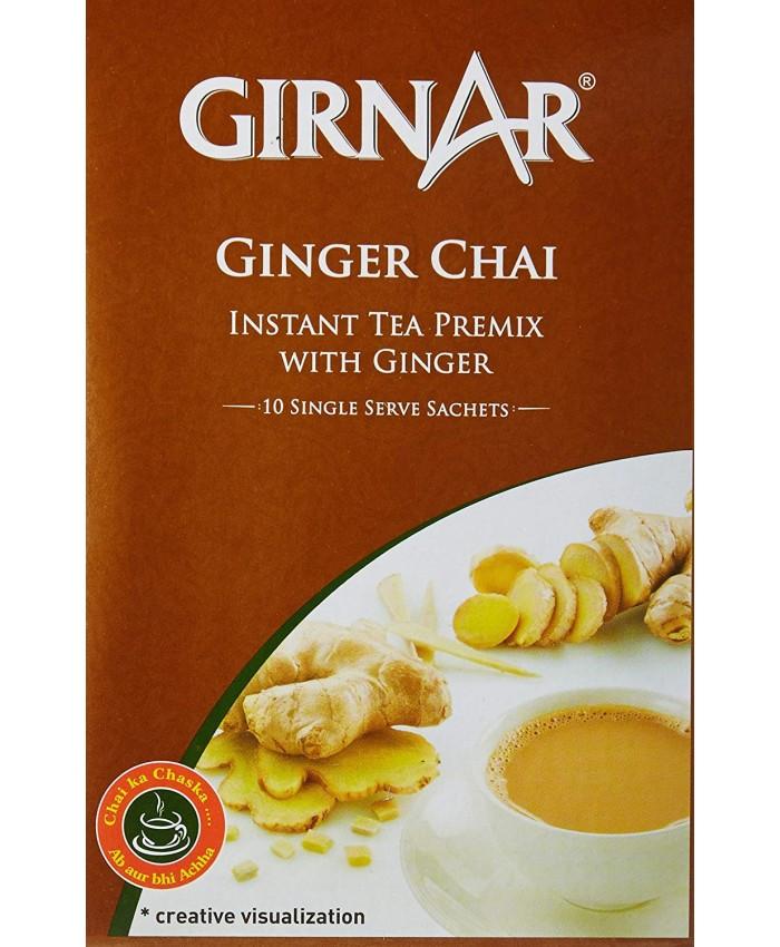 Girnar Instant Tea Premix with Ginger 140 gm