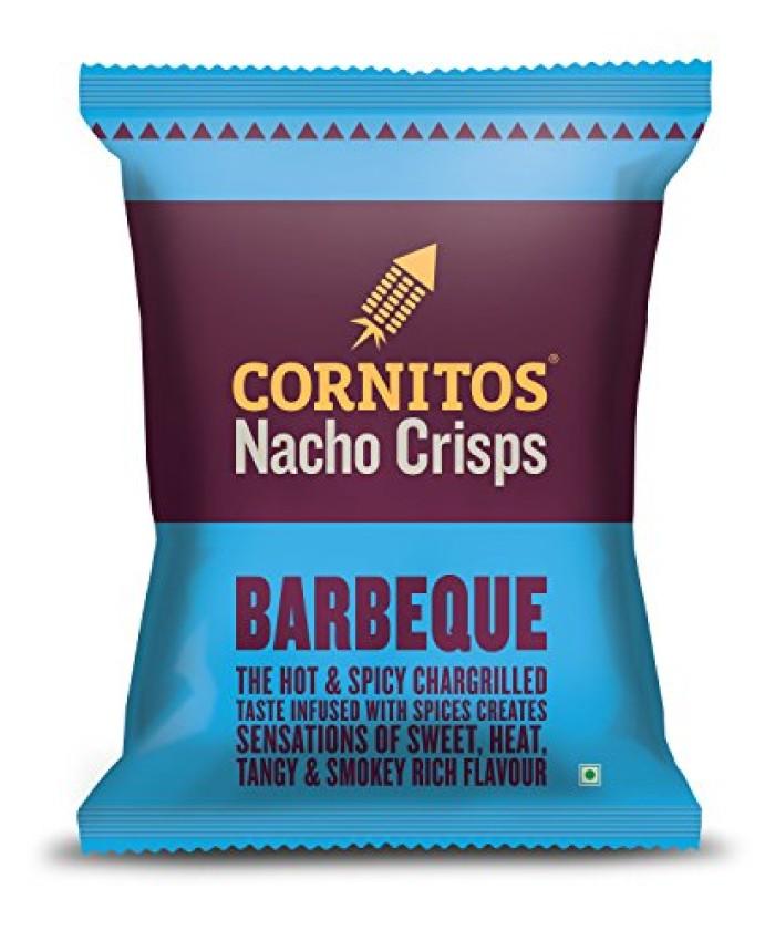 Cornitos Nachos Crisps Barbeque 60 gm