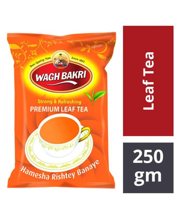 Wagh Bakari Premium Leaf Tea 250 gm