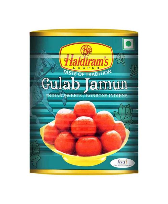 Haldiram's Gulab Jamun 500 gm