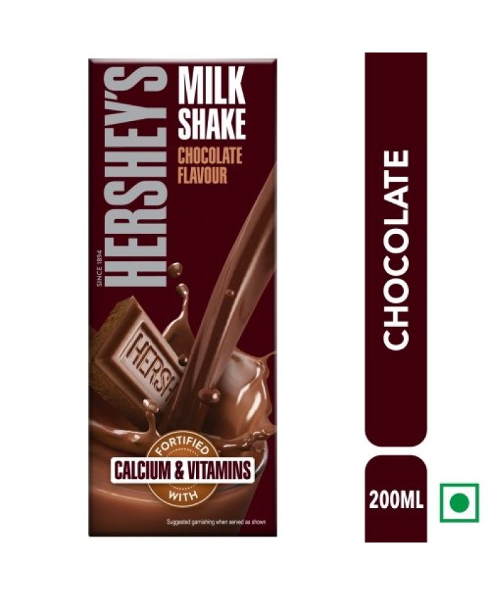 Hershey's Milk Shake Chocolate 200 ml