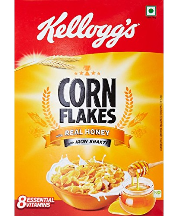 Kellogg's Corn Flakes Honey 300GM