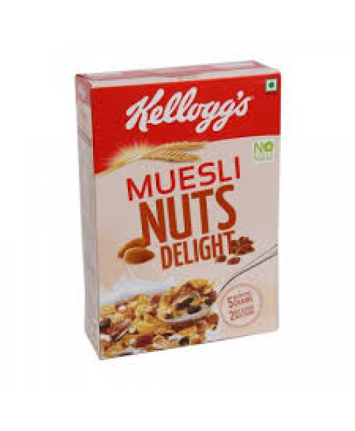 Kellogg's Muesli Nuts Delight 500GM
