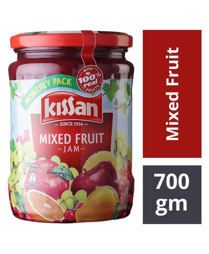 Kissan Mixed Fruit Jam 700 gm