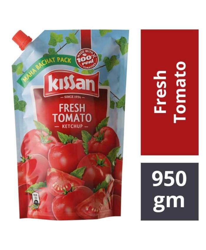 Kissan Ketchup Tomato 950 gm