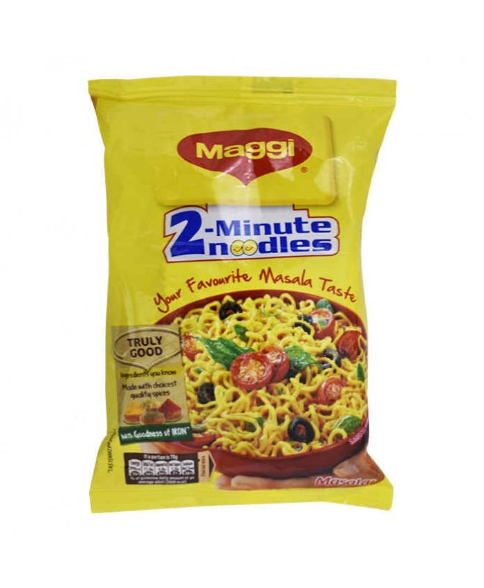 Maggi 2-Minute Masala Noodles : 70 gms