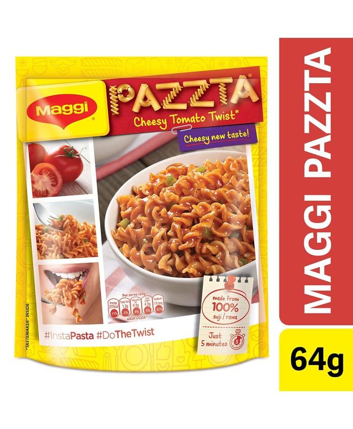 Maggi Pazzta Cheesy Tomato Twist - 64 gm