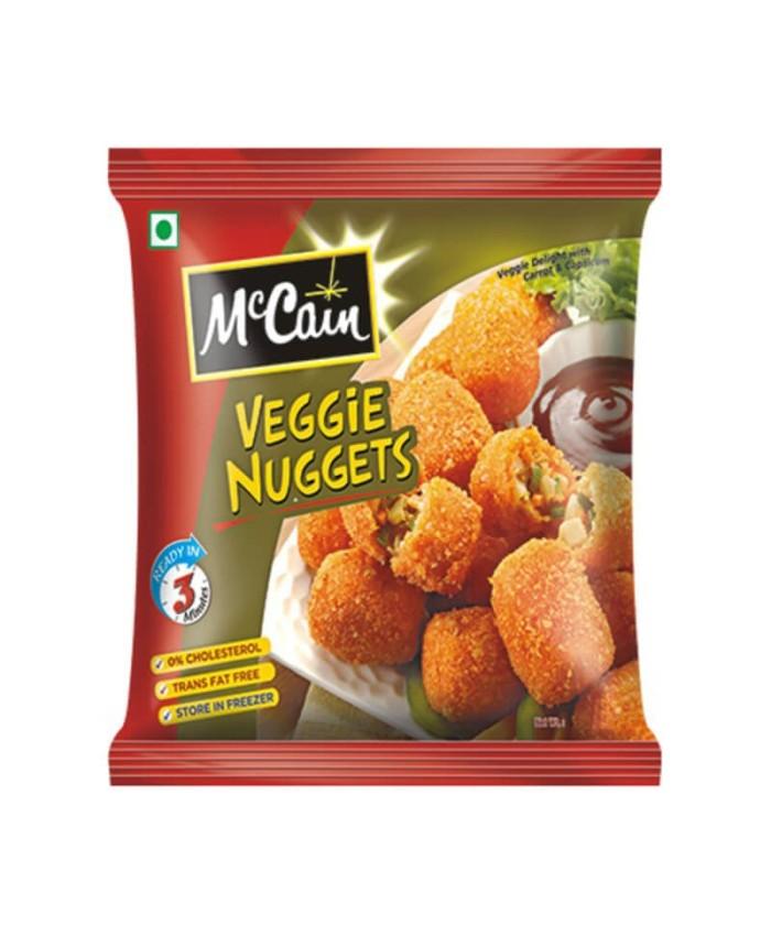 Mccain Veggie Nuggets 325GM