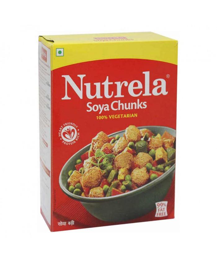 Nutrela Soya Chunks 220 gm