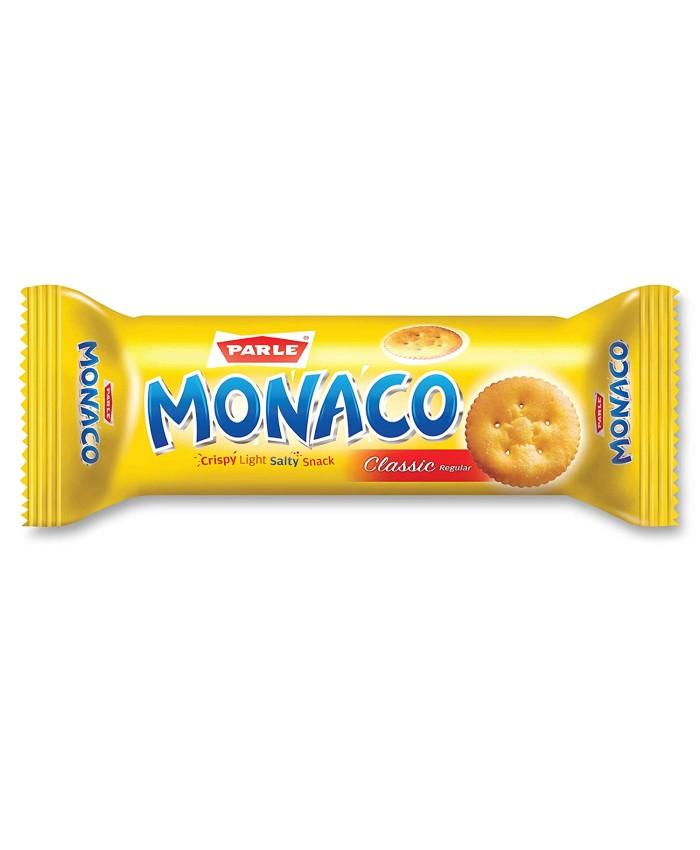 Parle Monaco Biscuit, Classic -75.4 gm