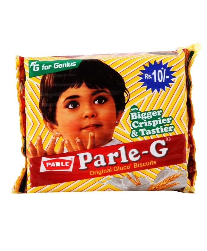 Parle-G Gluco Biscuits : 140 gm
