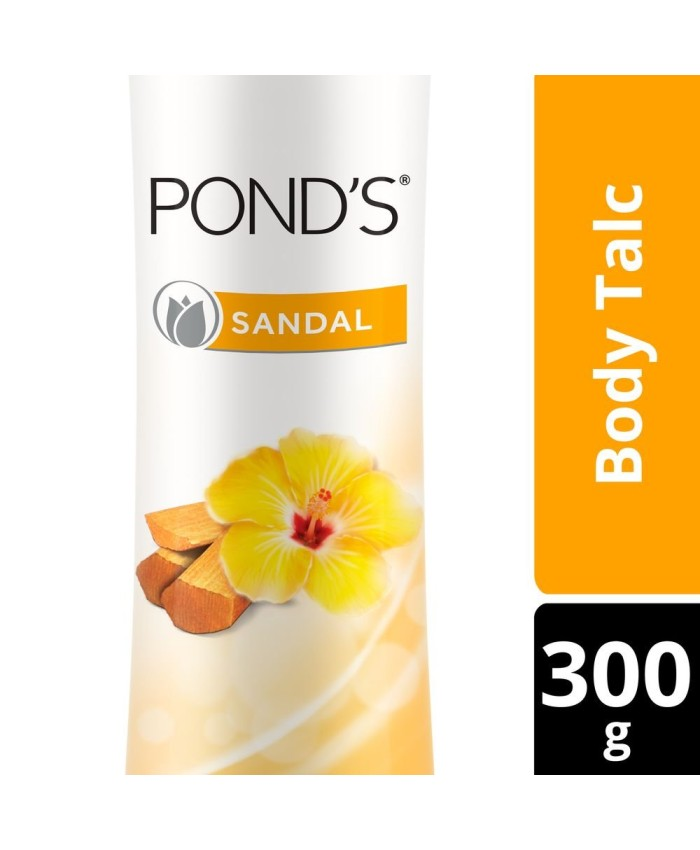 Pond's Sandal Radiance Talc 300 gm