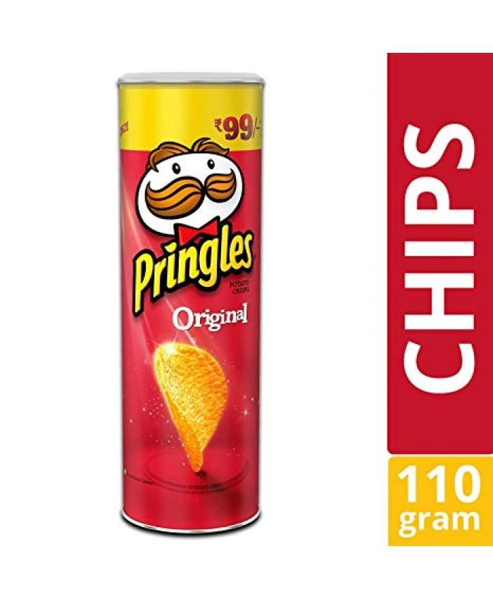 Pringles Potato Crisps 110GM