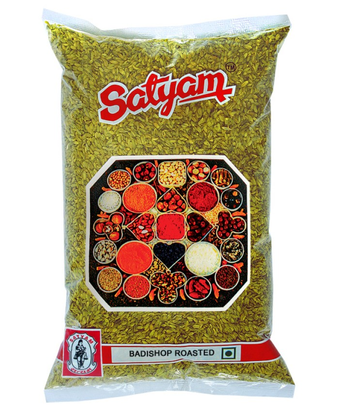 Satyam Badishop Roasted 100GM