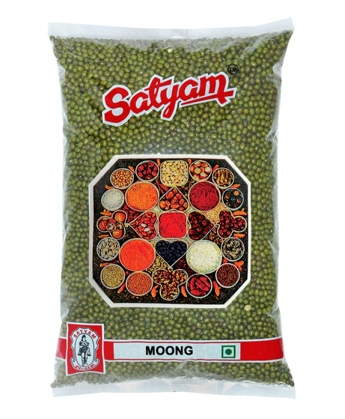 Satyam Moong Whole 500GM