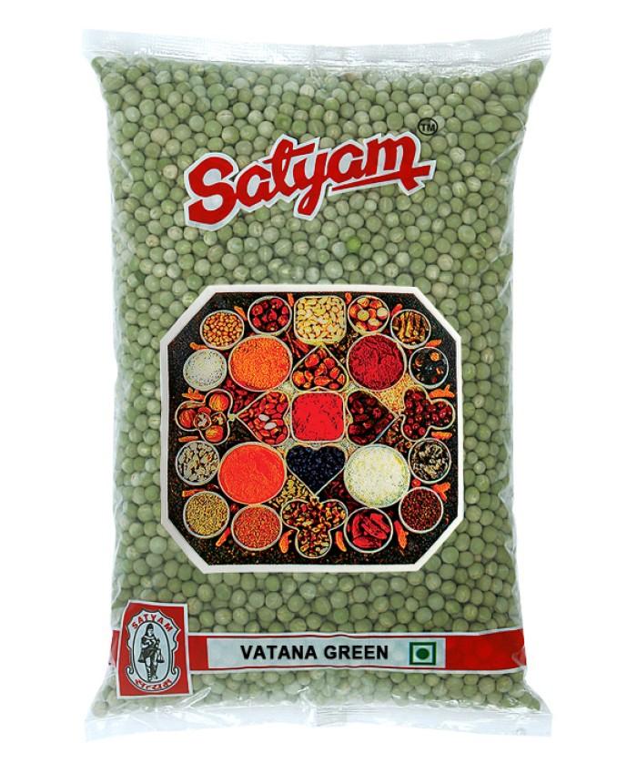 Satyam Vatana Green 500GM