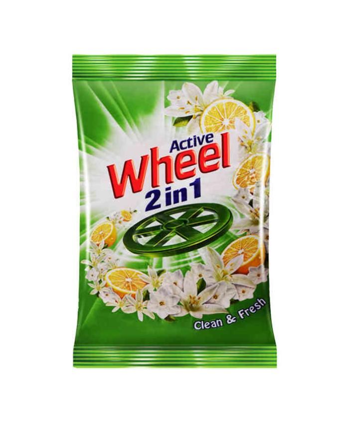 Wheel Active Green Powder 1 kg