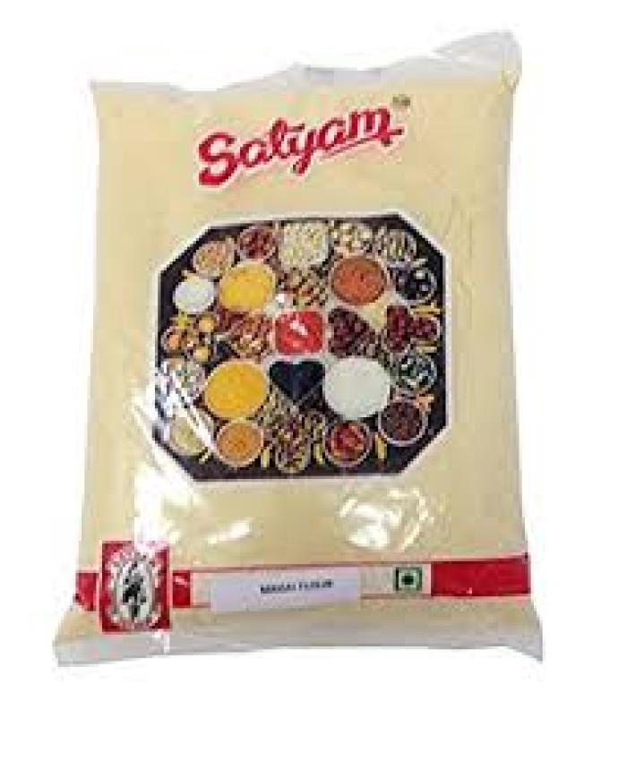 Satyam Makai Flour, 500g