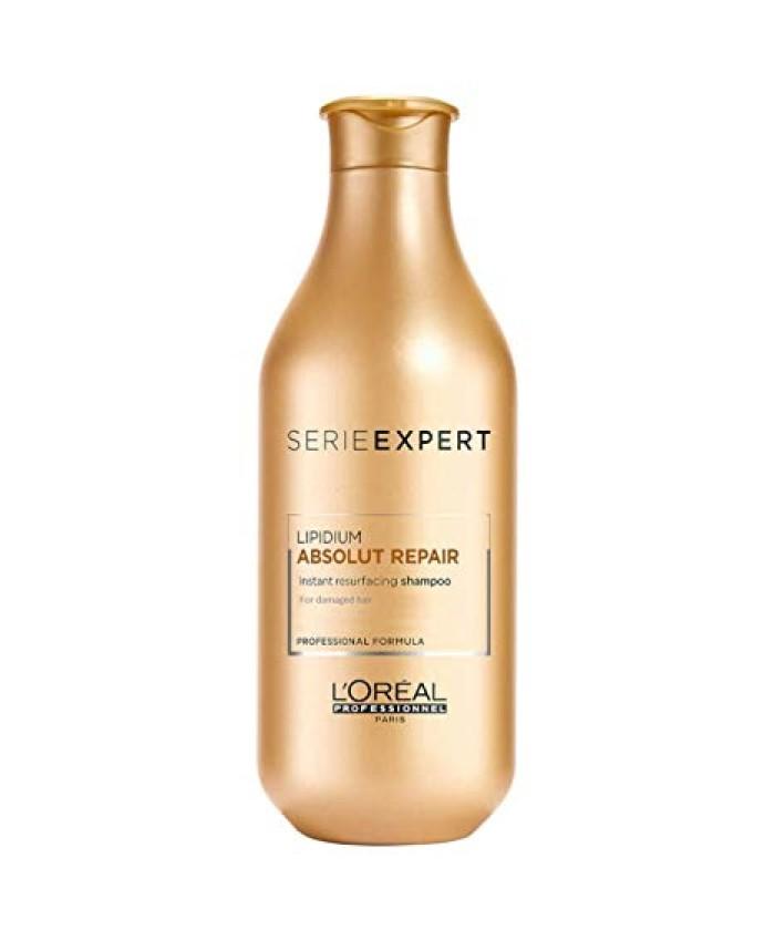 L'Oreal Professional Series Expert Absolute Repair Lipidium Shampoo -300 Ml
