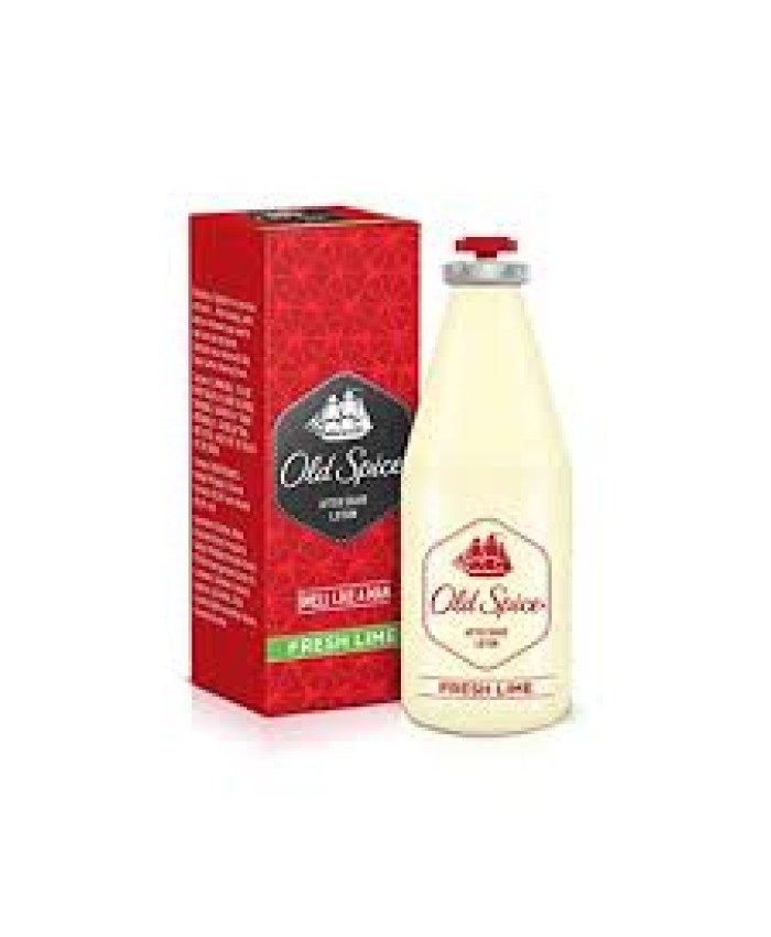 Old Spice After Shave Lotion - 50 ml (Fresh Lime)